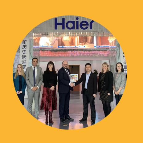 Haier LCR In China