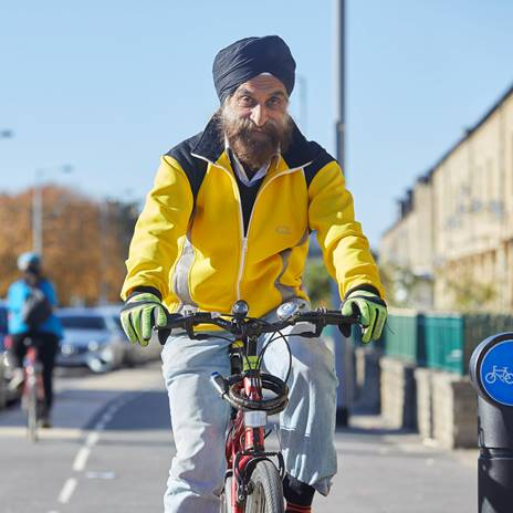 Bradford Leeds Cycle Superhighway