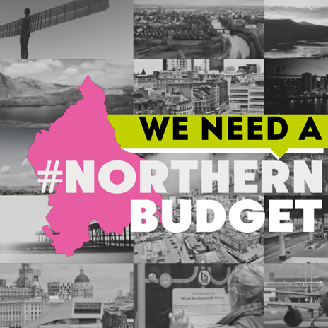 TfN - Northern budget