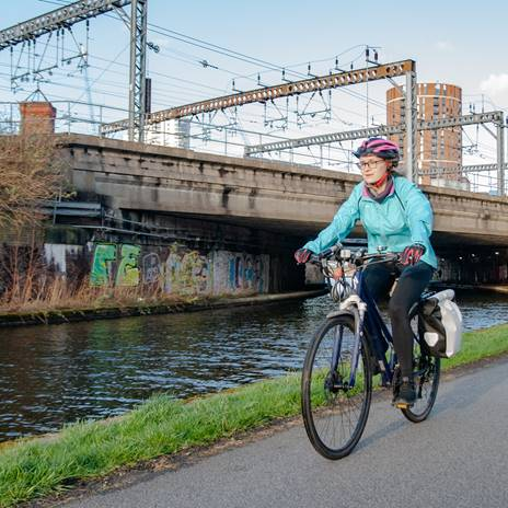 The Leeds & Liverpool Canal
